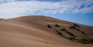 Singing Sand Dunes - Altyn Emel National Park