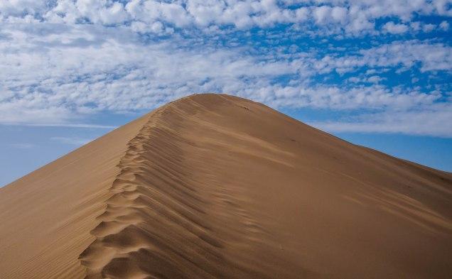 Singing Sand Dunes - Altyn Emel National Park