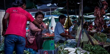 Market - Phnom Penh - April 2018