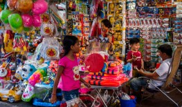 Toy Shop - Phnom Penh - April 2018