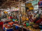 Food Stalls; Central Market